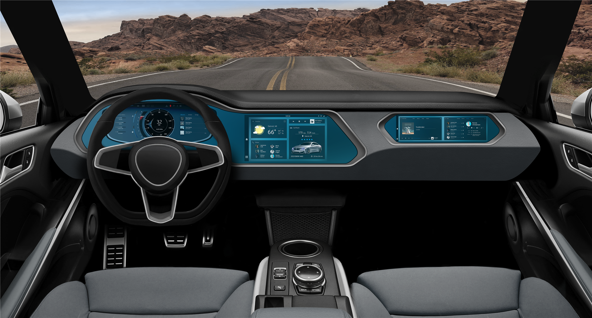 Vehicle user experience, UX, ATLAS, UX ATLAS, NNG, user experience, UX, CAR, Interior, infotainment, cluster, haptic, audible, touch, visual, Voice Assistants, User Experience, UX, ADAS, ADASIS, V2X, c-V2X, Connected Vehicles, Autonomous, Infotainment, Predictions, 2019, Location Based Services, Automotive, Industry, Trends, Electric Vehicles, HMI, Navigation, UI, Tamas Kerecsen, CTO, NNG
